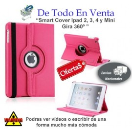Smart Cover Funda Rotatoria 360 Ipad
