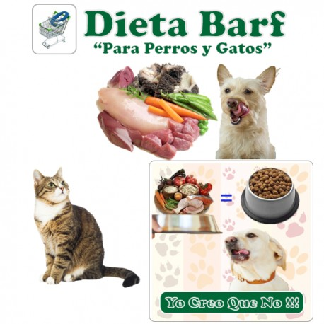 Dieta BARF Alimentación 100% Natural - Rocco Especial