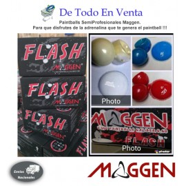 Paintballs SemiProfesionales Maggen