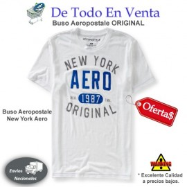 Camiseta Aeropostale New...