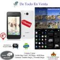 "Cubot GT90 Pantalla 4,0"" Almacenamiento 4GB ROM, Smartphone Android, GPS/A-GPS, Wi-Fi, Cámara Dual"